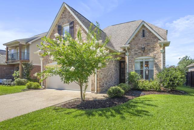3931 Acadian Village Dr, Ocean Springs, MS 39564 (MLS #359989) :: The Demoran Group of Keller Williams