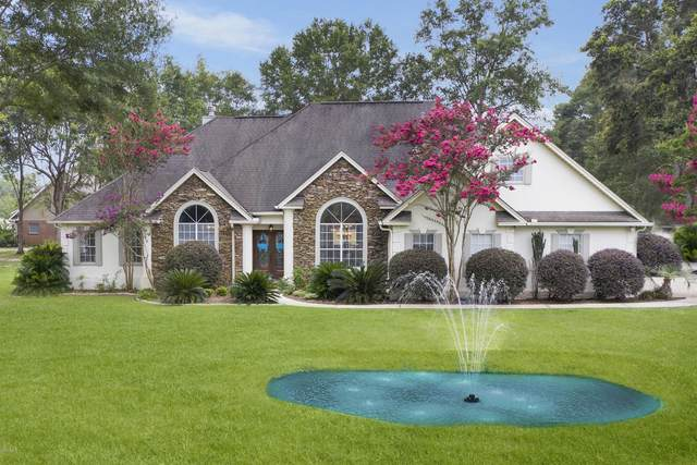 12507 Raintree Pl, Biloxi, MS 39532 (MLS #363632) :: The Sherman Group