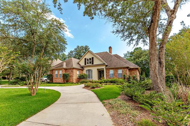 3802 Cabildo Pl, Ocean Springs, MS 39564 (MLS #365605) :: The Sherman Group