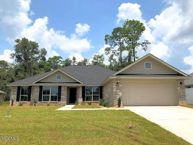 6248 Emerald Lake Dr, Biloxi, MS 39532 (MLS #369442) :: Biloxi Coastal Homes