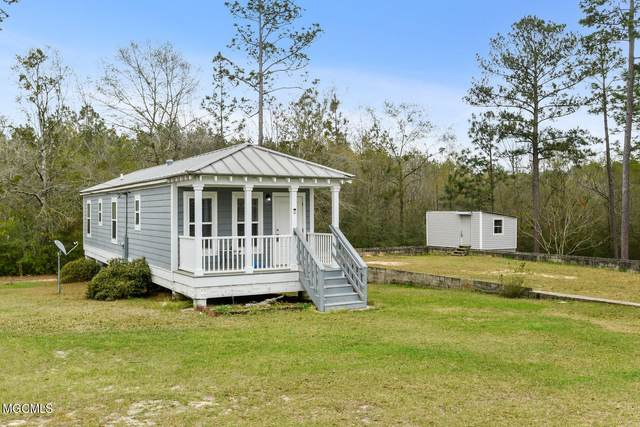 23626 Hillview Rd, Saucier, MS 39574 (MLS #370719) :: Biloxi Coastal Homes