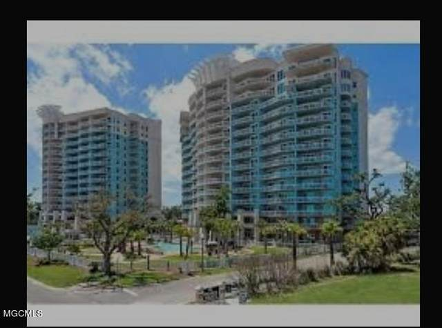 2228 Beach Dr #1209, Gulfport, MS 39507 (MLS #372201) :: The Sherman Group