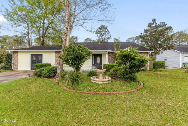 1929 Winwood Dr, Gautier, MS 39553 (MLS #372868) :: The Sherman Group