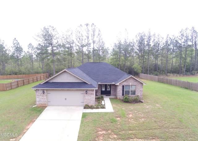 19570 Benson Pl, Saucier, MS 39574 (MLS #372930) :: Dunbar Real Estate Inc.
