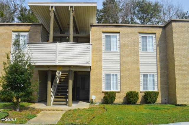 245 Mcdonnell Ave #149, Biloxi, MS 39531 (MLS #374682) :: Berkshire Hathaway HomeServices Shaw Properties