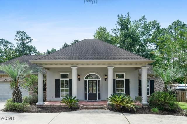 6450 Kome Dr, Diamondhead, MS 39525 (MLS #375970) :: Biloxi Coastal Homes