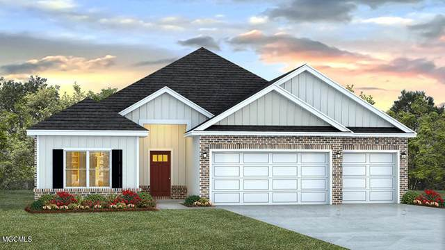 9552 Mallette Dr Dr, Biloxi, MS 39532 (MLS #376481) :: Biloxi Coastal Homes