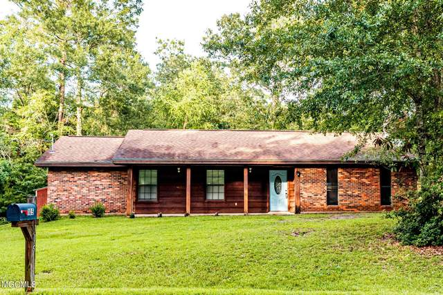 105 Brookhollow Dr, Carriere, MS 39426 (MLS #377248) :: Coastal Realty Group