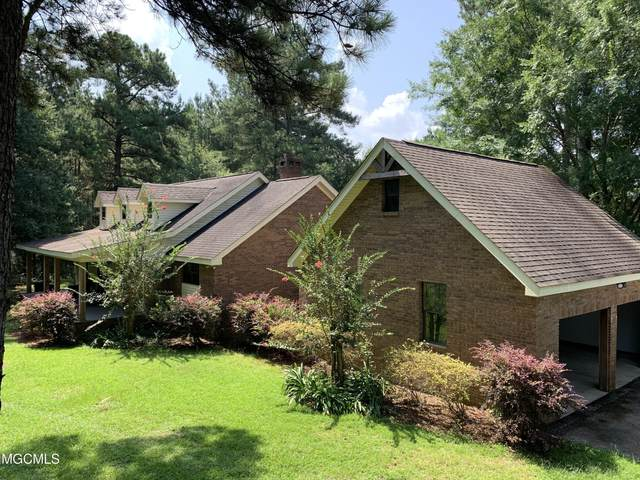 502 Ovett Moselle Rd, Moselle, MS 39459 (MLS #377445) :: The Sherman Group