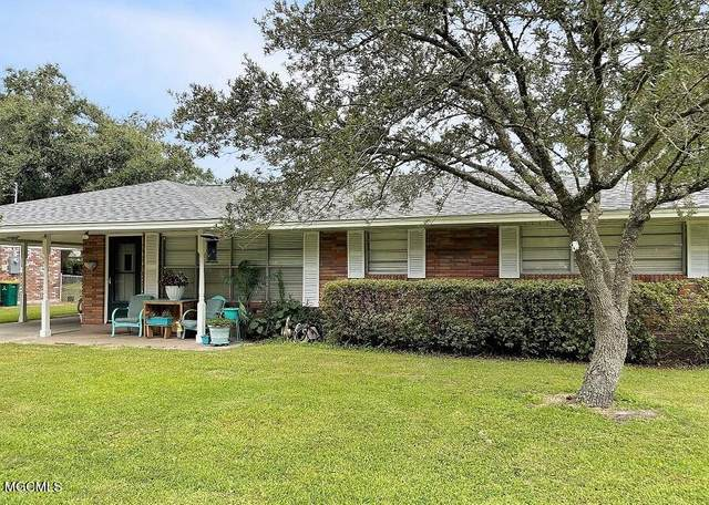 107 East Ave, Long Beach, MS 39560 (MLS #377488) :: The Sherman Group