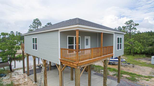 10010 Mississippi St, Bay St. Louis, MS 39520 (MLS #377493) :: Coastal Realty Group
