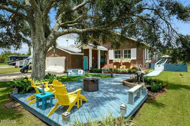 108 Waveland Ave, Waveland, MS 39576 (MLS #377750) :: Biloxi Coastal Homes