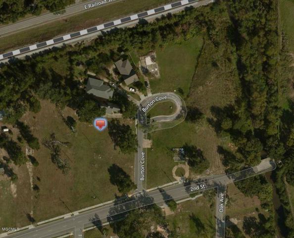 1803 Burton Cv, Gulfport, MS 39507 (MLS #107826) :: Berkshire Hathaway HomeServices Shaw Properties