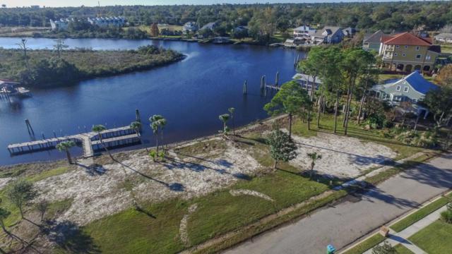 Lot 6 Rivers Bend Dr, Gulfport, MS 39507 (MLS #296241) :: Amanda & Associates at Coastal Realty Group