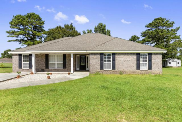 69 Falcon Dr, Picayune, MS 39466 (MLS #337580) :: Sherman/Phillips