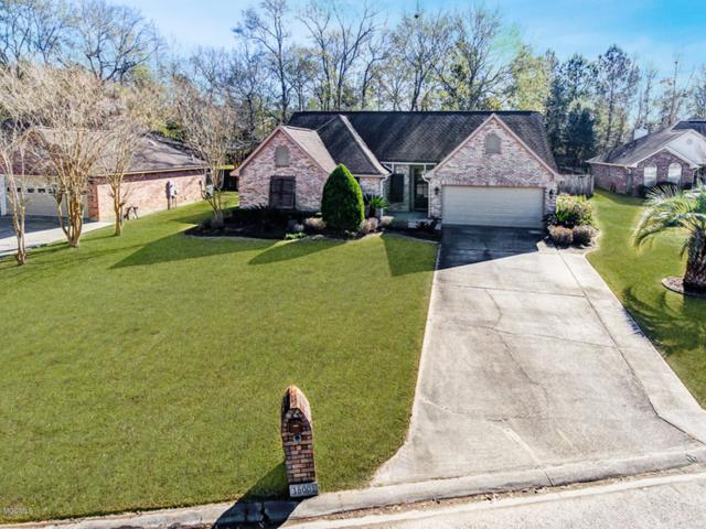 15001 S White Swan Dr, Gulfport, MS 39503 (MLS #343221) :: Amanda & Associates at Coastal Realty Group