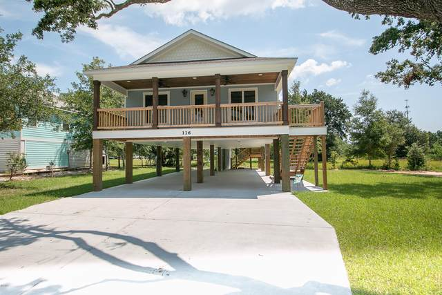 116 Pirate Ave, Long Beach, MS 39560 (MLS #347536) :: Coastal Realty Group