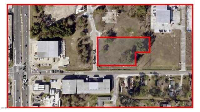 2214 Giles Rd, Gulfport, MS 39501 (MLS #348512) :: Coastal Realty Group