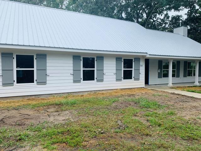 202 Cleveland Ave, Ocean Springs, MS 39564 (MLS #363162) :: Coastal Realty Group