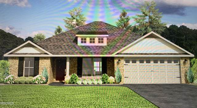 15604 Perdido Dr, Gulfport, MS 39503 (MLS #369619) :: Dunbar Real Estate Inc.