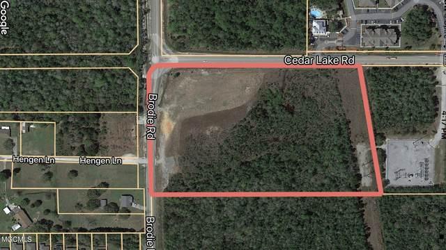 0 Cedar Lake Rd, Biloxi, MS 39532 (MLS #371290) :: Coastal Realty Group