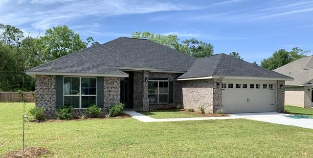 15537 Perdido Dr, Gulfport, MS 39503 (MLS #371395) :: Dunbar Real Estate Inc.