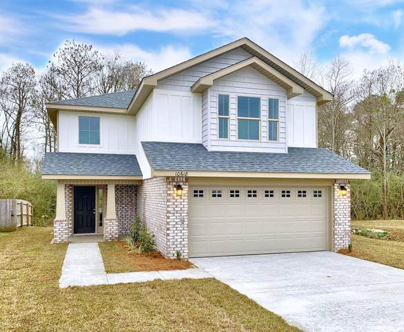 10618 Roundhill Dr, Gulfport, MS 39503 (MLS #352505) :: Coastal Realty Group