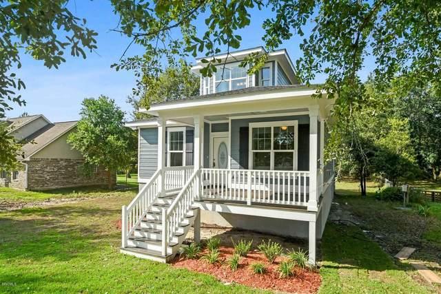 5028 Deborah St, Ocean Springs, MS 39564 (MLS #363658) :: Coastal Realty Group