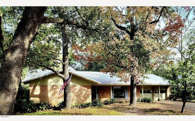 1412 Oldfield Dr, Gautier, MS 39553 (MLS #367971) :: The Demoran Group of Keller Williams