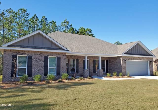 8741 Park Ridge Ct, Biloxi, MS 39532 (MLS #364110) :: Berkshire Hathaway HomeServices Shaw Properties