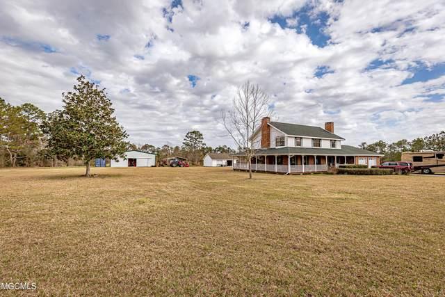 17398 C J Dellie Rd, Saucier, MS 39574 (MLS #372349) :: Biloxi Coastal Homes