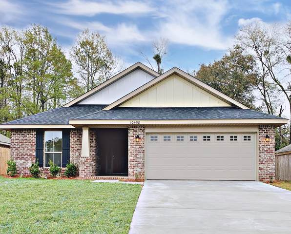 10458 Roundhill Drive, Gulfport, MS 39503 (MLS #351252) :: Coastal Realty Group