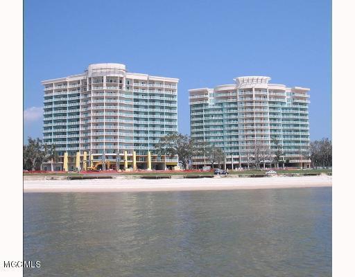 2228 Beach Dr #405, Gulfport, MS 39507 (MLS #314014) :: Amanda & Associates at Coastal Realty Group