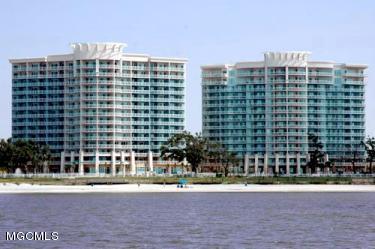 2228 Beach Dr #406, Gulfport, MS 39507 (MLS #319794) :: Amanda & Associates at Coastal Realty Group