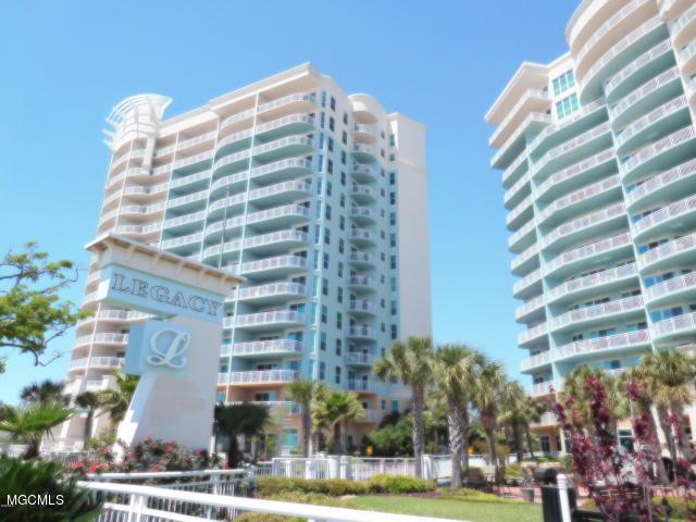 2228 Beach Dr #707, Gulfport, MS 39507 (MLS #322388) :: Amanda & Associates at Coastal Realty Group