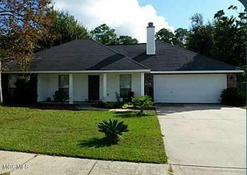 310 Woodcrest Dr, Long Beach, MS 39560 (MLS #322786) :: Amanda & Associates at Coastal Realty Group