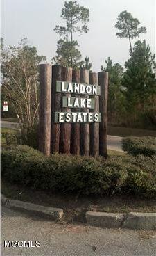 Lot 32 Landon Lake Blvd, Gulfport, MS 39503 (MLS #324931) :: Sherman/Phillips