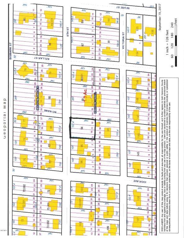 218 8th St, Bay St. Louis, MS 39520 (MLS #325126) :: Amanda & Associates at Coastal Realty Group