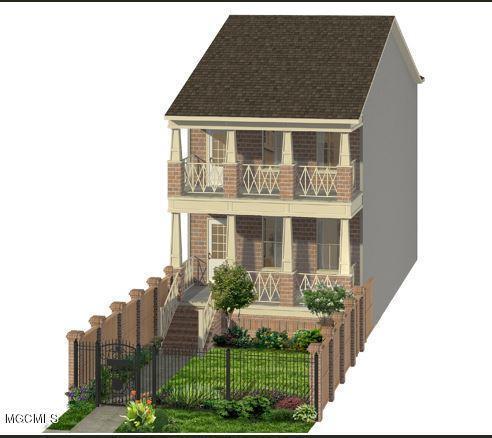 3104 Front St, Pascagoula, MS 39567 (MLS #325136) :: Amanda & Associates at Coastal Realty Group