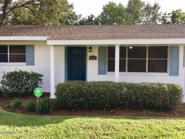 2531 Orleans Rd, Biloxi, MS 39531 (MLS #326173) :: Amanda & Associates at Coastal Realty Group