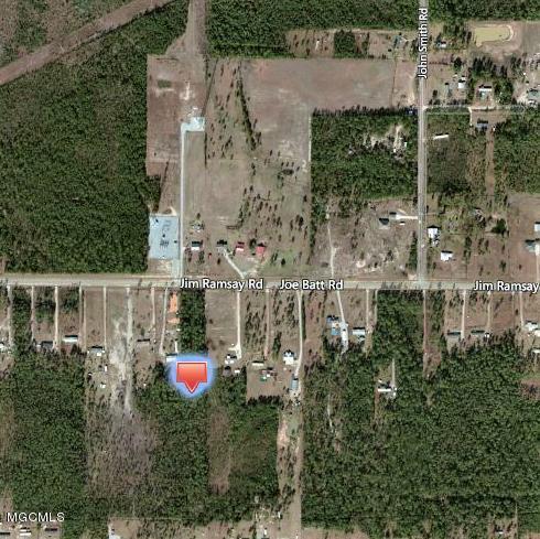4.3 Acres Jim Ramsay Rd, Vancleave, MS 39565 (MLS #326859) :: Amanda & Associates at Coastal Realty Group