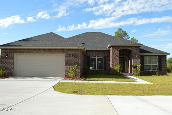 6881 Biddix Evans Rd, Ocean Springs, MS 39564 (MLS #327123) :: Amanda & Associates at Coastal Realty Group