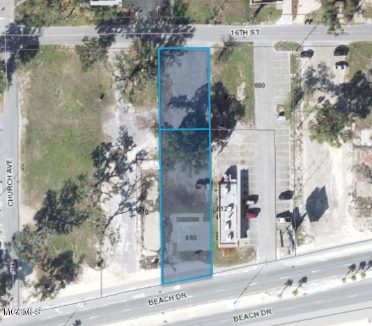 660 Beach Dr, Gulfport, MS 39507 (MLS #327283) :: Amanda & Associates at Coastal Realty Group