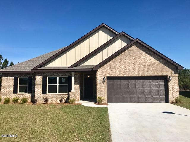 6633 Sugarcane Cir, Ocean Springs, MS 39564 (MLS #327853) :: Amanda & Associates at Coastal Realty Group