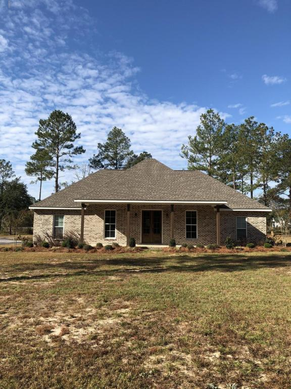 213 Blue Spring Rd, Lucedale, MS 39452 (MLS #327863) :: Amanda & Associates at Coastal Realty Group