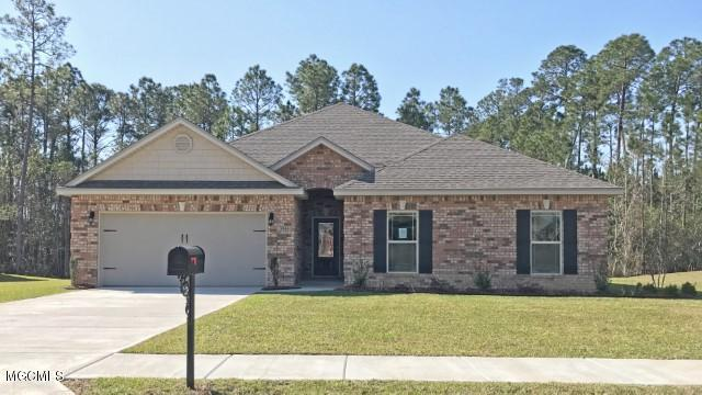 18236 Tulip Cv, Gulfport, MS 39503 (MLS #327867) :: Amanda & Associates at Coastal Realty Group
