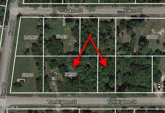 5190 Tombigbee St, Bay St. Louis, MS 39520 (MLS #327886) :: Amanda & Associates at Coastal Realty Group