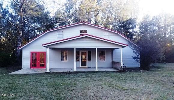 13000 Paige Bayou Rd, Vancleave, MS 39565 (MLS #328426) :: Amanda & Associates at Coastal Realty Group