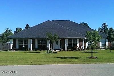10217 Lake Forest Dr, Vancleave, MS 39565 (MLS #328476) :: Amanda & Associates at Coastal Realty Group