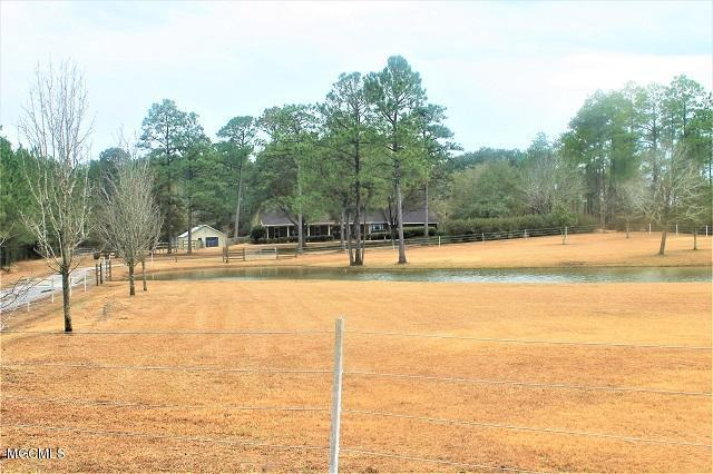11100 Antioch Rd, Vancleave, MS 39565 (MLS #330051) :: Amanda & Associates at Coastal Realty Group